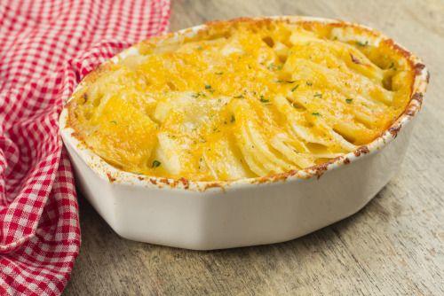 How To Make Scalloped Potatoes On A Budget Scalloped potatoes on  Mein Blog: Alles rund um die Themen Genuss & Geschmack  Kochen Backen Braten Vorspeisen Hauptgerichte und Desserts # Hashtag