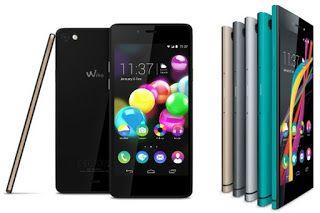 Wiko Highway Pure 4G Android Phone yang keren dengan dimensi 141.9 x 68.1 x 5.1 mm