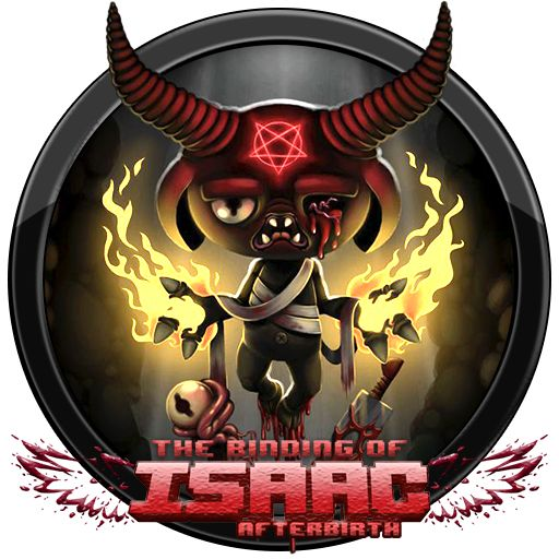 The Binding of Isaac - Afterbirth Icon by andonovmarko