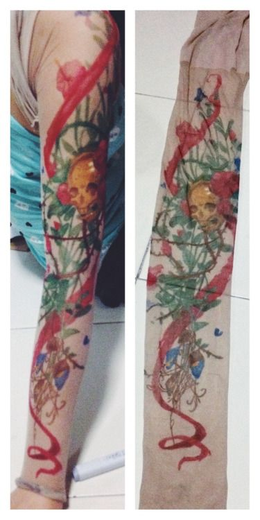 Chloe life is strange tattoo buscar con google life is for Tattoo sleeve price