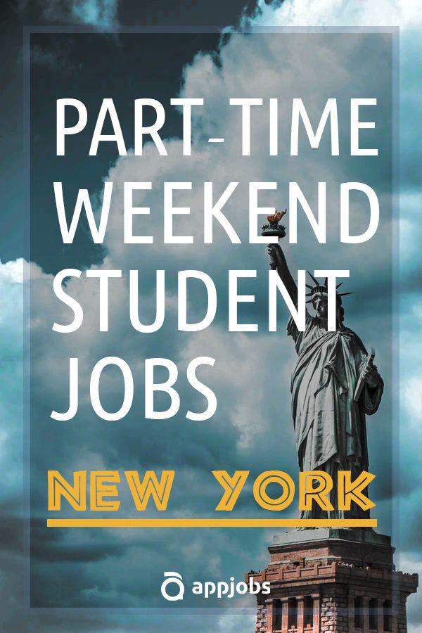 Make Money In Nyc Student Jobs New York City Student