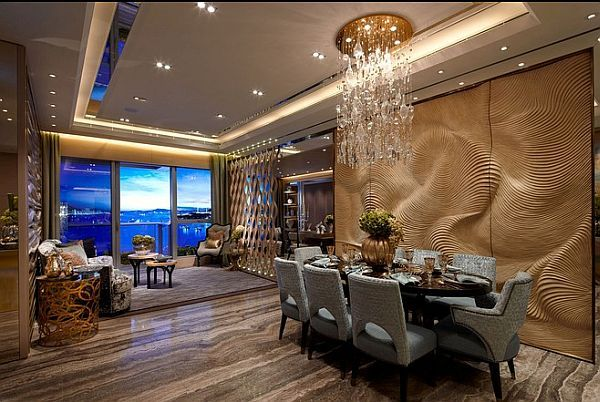 The Imperial Cullinan in Hong Kong sets new standards for living.  Some of the ideas are just so mind blowing and something to always think about if I had money to afford stuff like this.