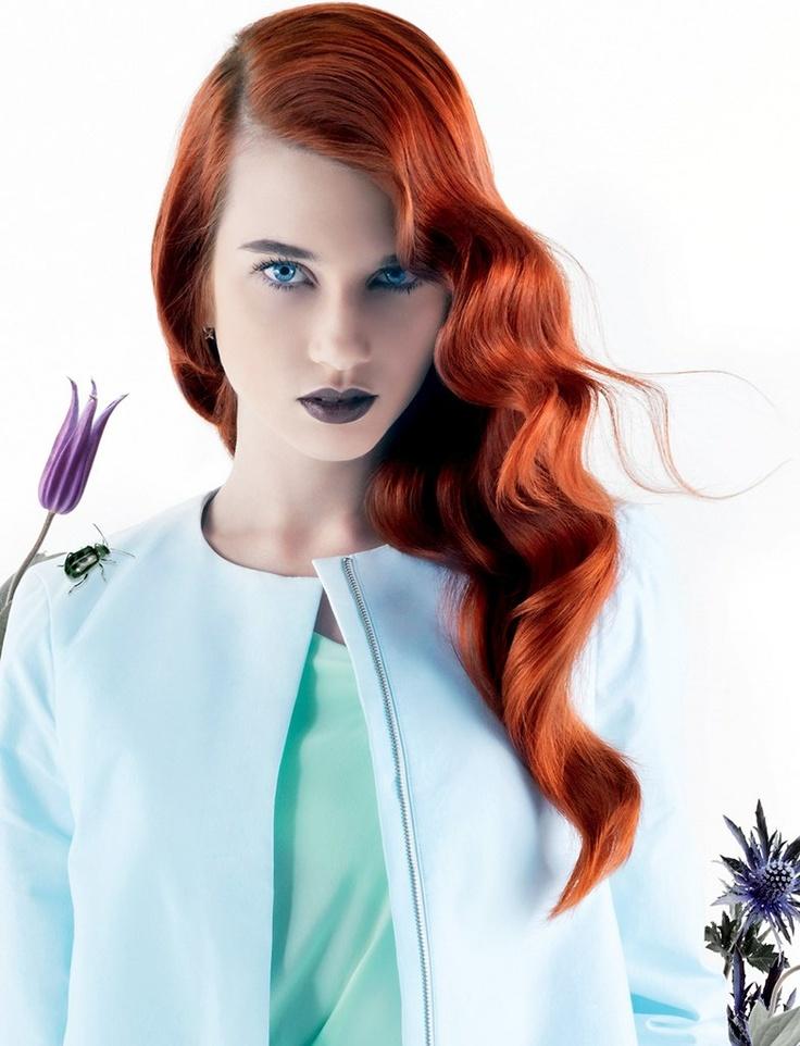Hairstyle Neil Barton Makeup Nora Nona Style Phillips