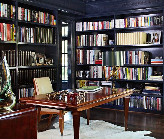 Traditional Study Room: 186 Best Images About Offices & Libraries On Pinterest