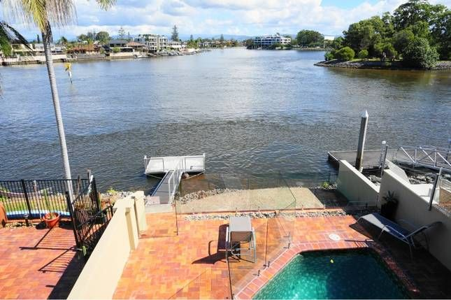 Riverfront Villa - Surfers Paradise, a Surfers Paradise House/Villa | Stayz