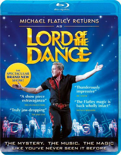 Michael Flatley Returns as Lord of the Dance [Blu-ray]:   Michael Flatley: Lord of the Dance 3D was filmed at sold-out shows in Dublin and London in late 2010. The film was shot in full stereoscopic 3D on 40 state-of-the-art 3D cameras, and stars, for the first time since 1998, the show's creator and Irish dance legend, Michael Flatley. Having toured with multiple troupes every year since 1996, including a performance at The Oscars and recurring residencies in Las Vegas, Lord of the Da...