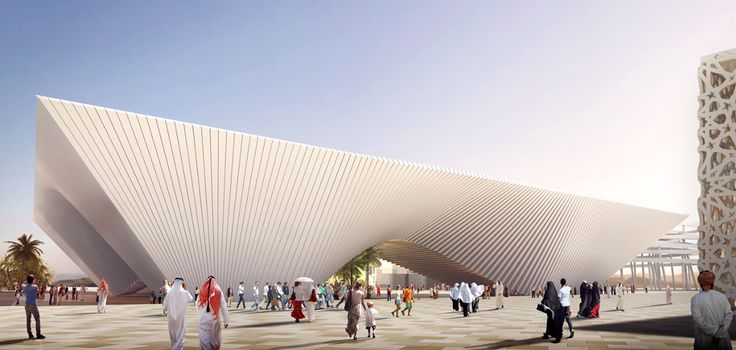 BIG reveals Opportunity Pavilion for Expo 2020 in UAE