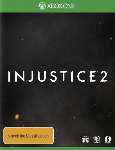 Injustice 2 With Preorder Bonus