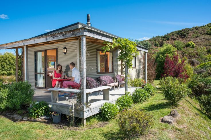 Cosy cottage with spectacular panoramic sea views in Motueka, Nelson-Golden Bay | Bookabach