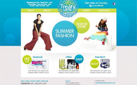 Treaty Shopping Centre