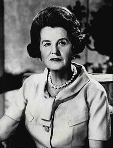 "Rose Elizabeth Fitzgerald Kennedy (July 22, 1890 – January 22, 1995) was an American philanthropist, the wife of Joseph P. Kennedy, Sr., and the mother of nine children, among them United States President John F. Kennedy, United States Senator Robert F. Kennedy, and United States Senator Edward Moore ""Ted"" Kennedy."