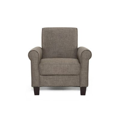 $199 in moss color - Linen material - DHI Rollx Chair | Wayfair