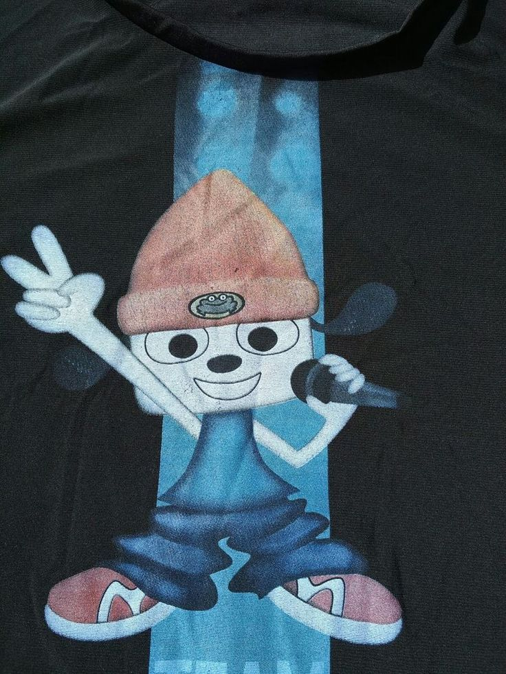 Parappa the Rapper Shirt Sz L Pax 2012 Exclusive Limited Edition #9/444 | Video Games & Consoles, Video Game Merchandise | eBay!
