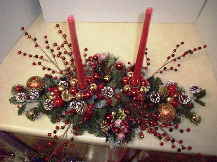Custom Easy Make Christmas Table Decorations F 2541 Dkazpi Fresh On