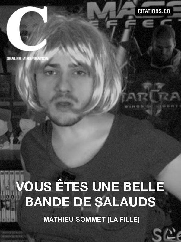 Mathieu Sommet (La Fille)