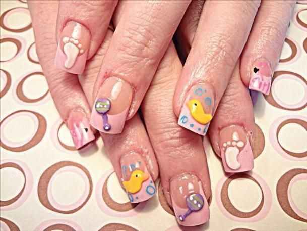 27 best baby images on pinterest baby nail art baby baby nail art prinsesfo Images