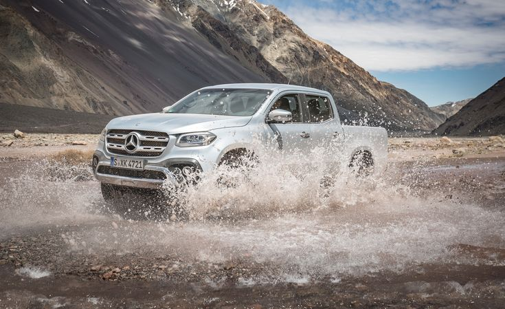 2018 Mercedes-Benz X-class Pickup First Drive: The Premium Workhorse Arrives