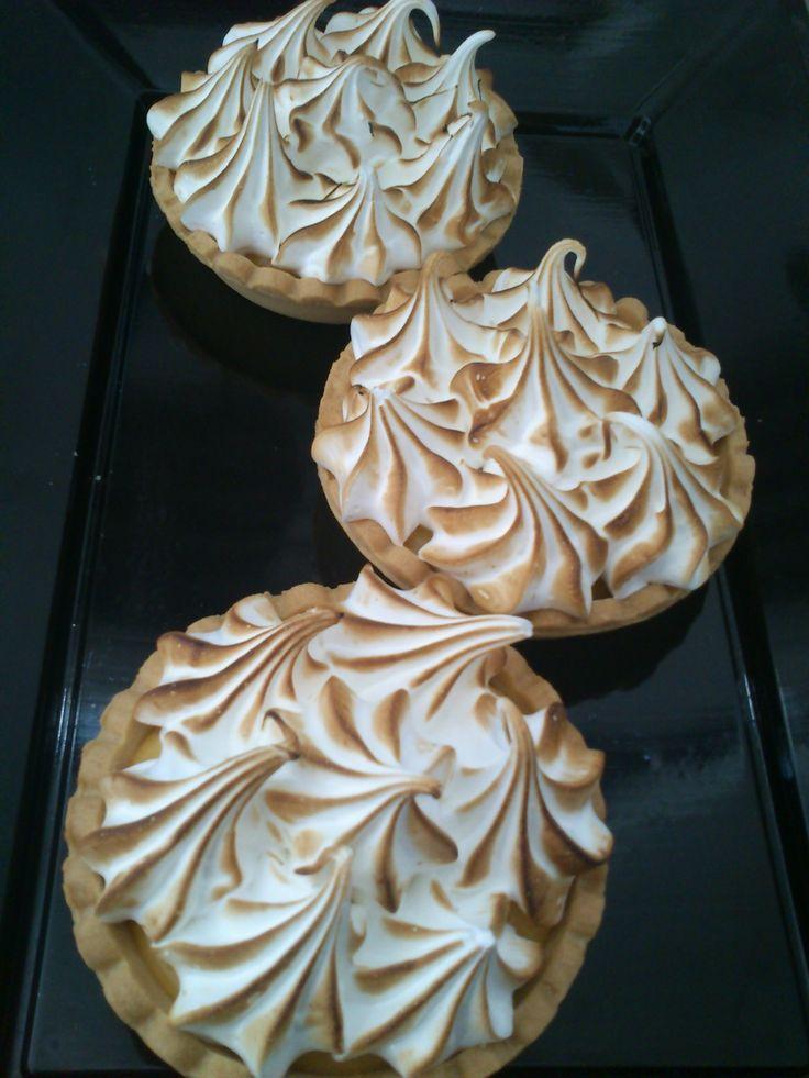 Lemon meringue pies!