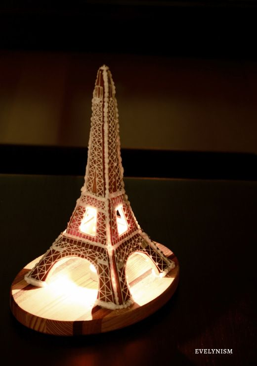 1000 Images About Paper Craft Eiffel Tower On Pinterest