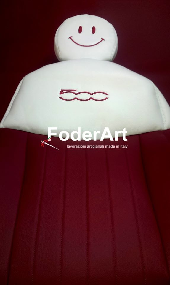 42 Best Images About Seat Cover Fiat 500 Fodere
