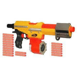 Nerf N-Strike Exclusive Alpha Trooper CS-18 Dart Blaster