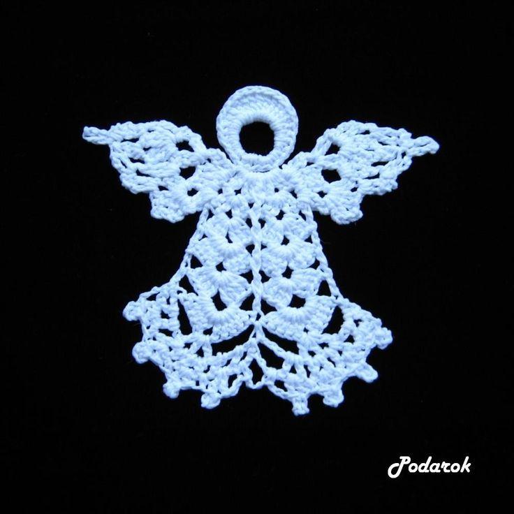 Crochet - Anges au crochet - Bonnets au crochet - Le blog de monde-creatif