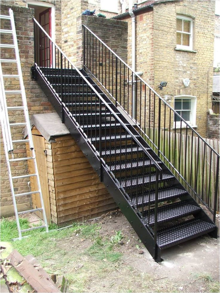 Best 32 Best Images About Steel Staircase On Pinterest The 4 640 x 480