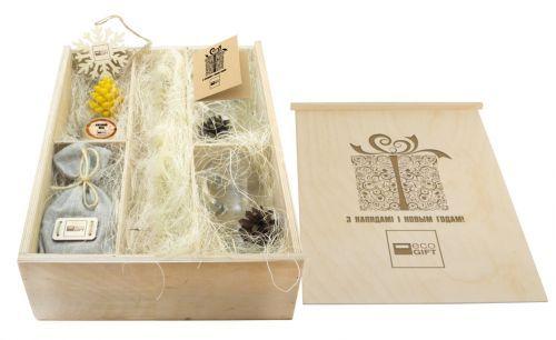 Наборы для глинтвейна Eco Premium - корпоративные подарки на Новый год для бизнес-партнеров.