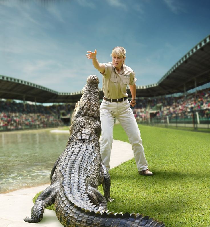Crikey!! Australia Zoo, Home of the Crocodile Hunter. | Steve ...
