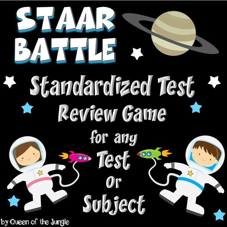 Free Standardized Test Review Game.  Very versatile. Use with any test and any review or test prep material.