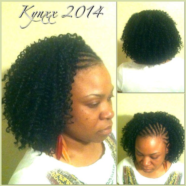 Crochet Hair Pinterest : Crochet Braids Makin My Livin Pinterest