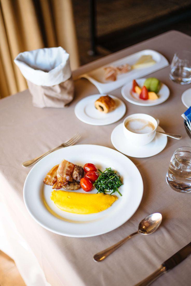 Breakfast at Palazzo Seneca, Norcia Umbria, The Taste SF