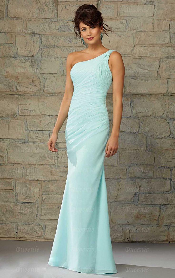 1000  images about Blue Bridesmaid Dress on Pinterest - Satin ...