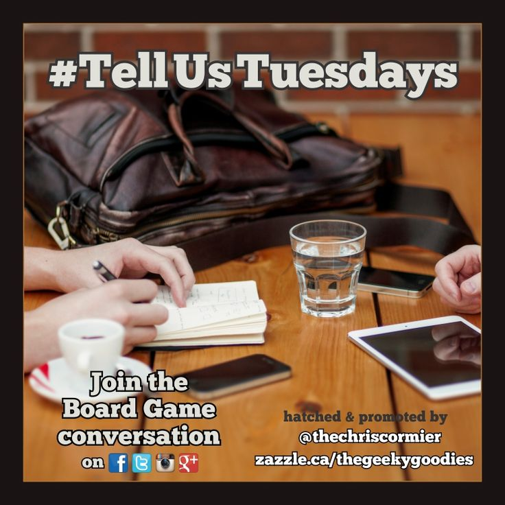#TellUsTuesdays Tell Us what is your favourite Press Your Luck #BoardGame? (and why)   Share, Post, and Tweet with #TellUsTuesdays  #BoardGames #chat #talk #BoardGameGeek #BGG #Tabletop #TabletopGames #BoardGaming