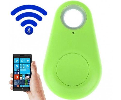Bluetooth kulcskereső kulcstartó, mellyel kis hatótávolságon belül tudsz megtalálni tárgyakat.