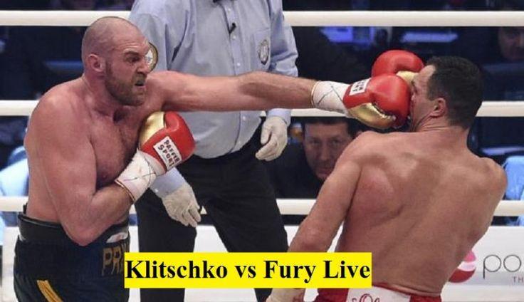 Klitschko vs Fury Live Stream Online - http://klitschkovsfury-live.com/