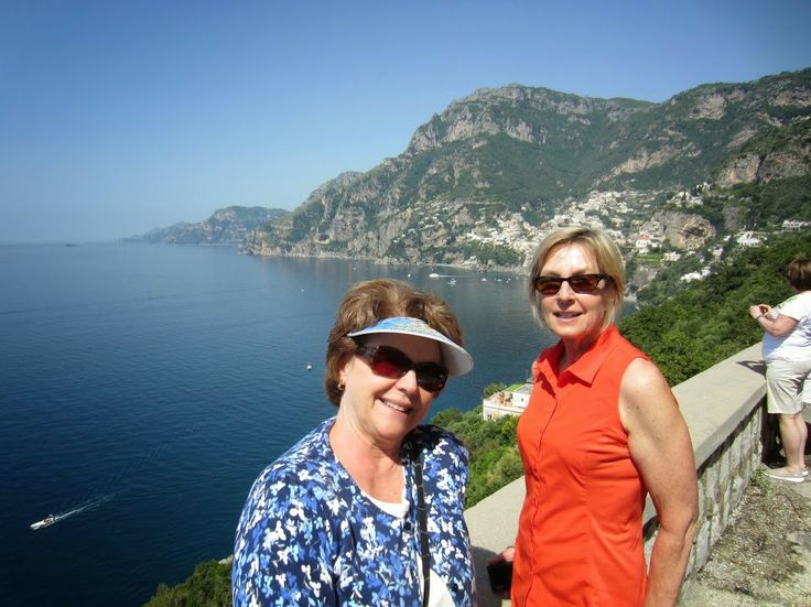 From our Amalfi Coast tour.  We're going back soon, see www.travelingprofessor.com for more info.