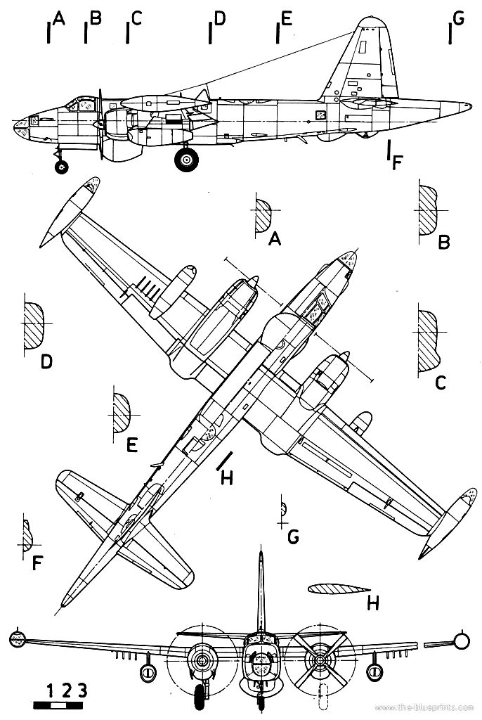 Lockheed P 2 Neptune