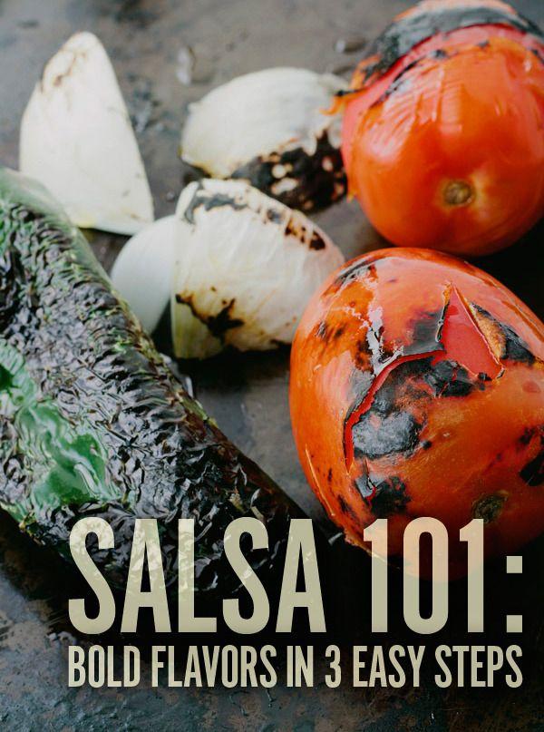Easy cook salsa recipe