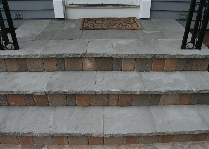 Cover Cement Steps Stone Google Search Diy House Projects Pinterest Search Design And