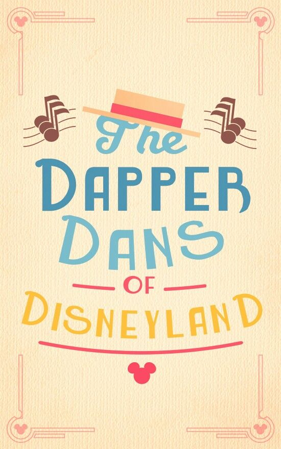 Love the Dapper Dans!