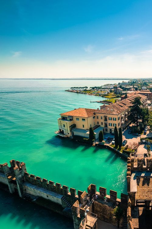 Italy Is The Most Beautiful Place On Earth, Lago di Garda, Northern Italy
