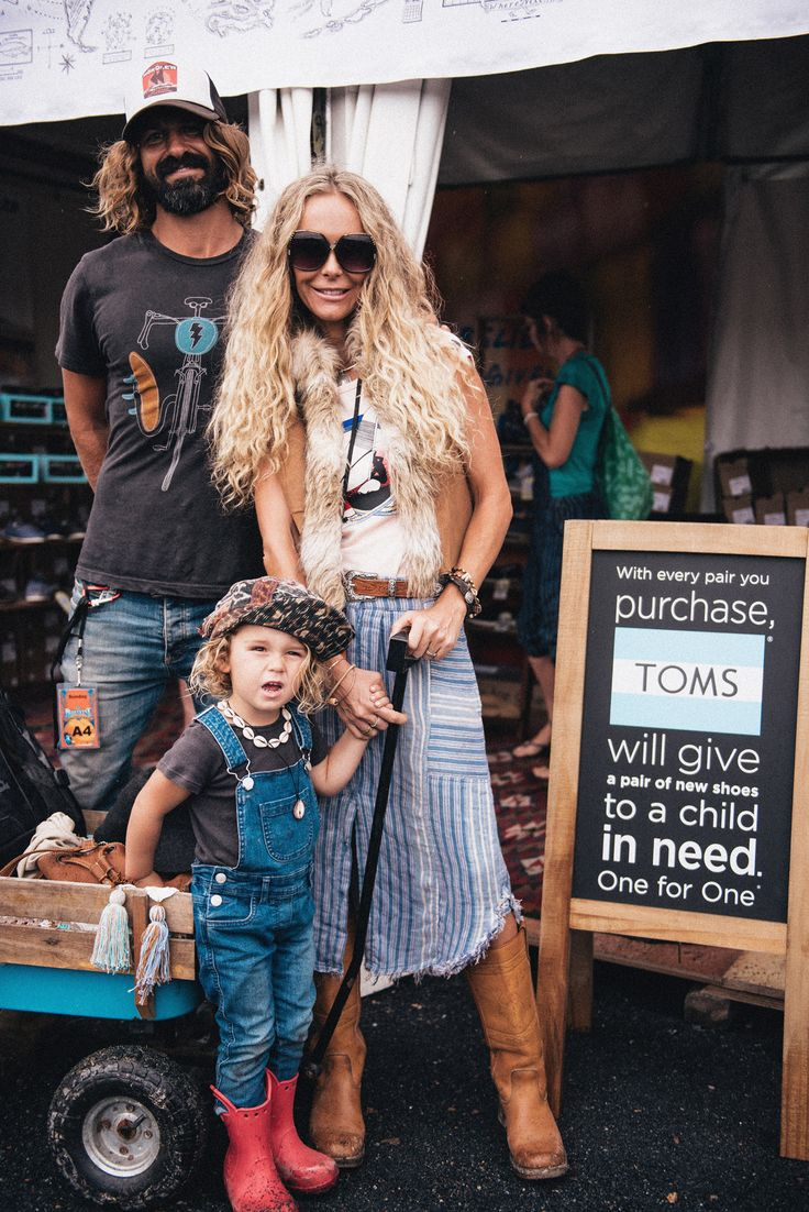 Bluesfest 2016 | Spell & The Gypsy Collective | Kids festival style