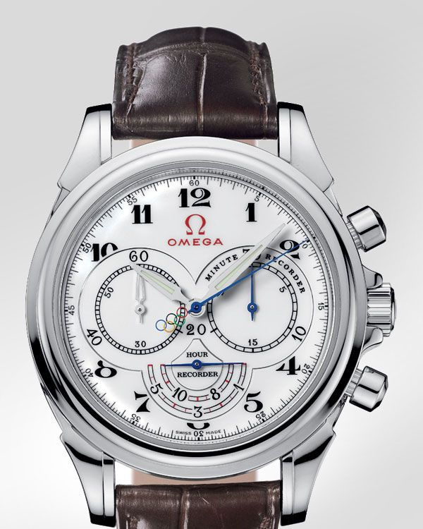 Omega Olympic Collection Timeless Watch
