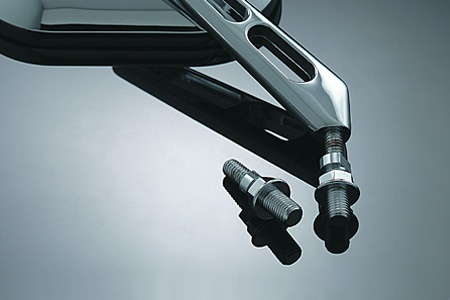 Kuryakyn   Mirror Adapters  for Yamaha Cruisers