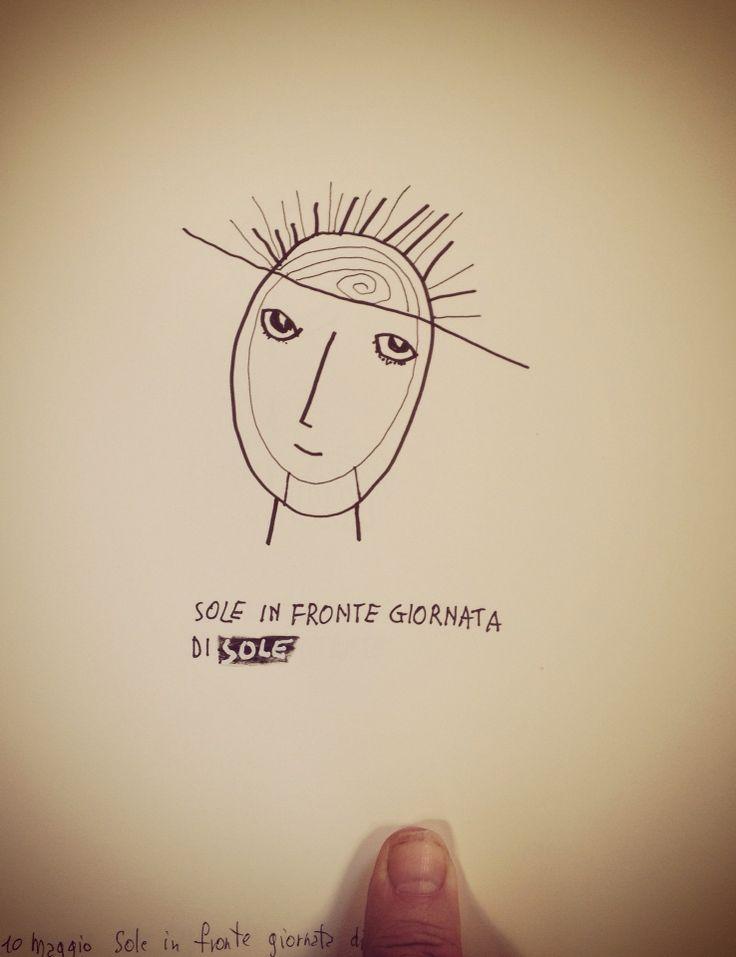 20 Febbraio 2015 Dall'Almanacco di Antonio Catalano, giorno 10 Maggio.