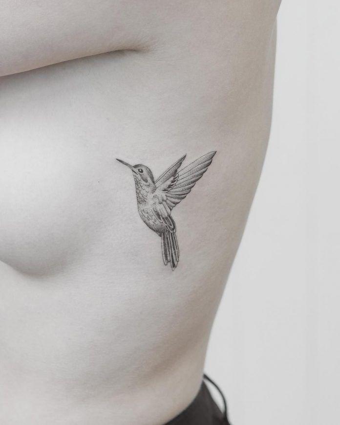 38 Noticeable Hummingbird Tattoos | Amazing Tattoo Ideas