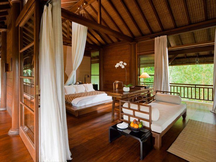Bali Spa Resort | COMO Shambhala Estate Bali | Health Resort    I want to visit!!