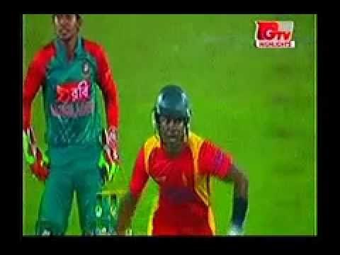 Bangla Cricket News Bangladesh Vs Zimbabwe 1st ODI 2015 Full Highlights ...