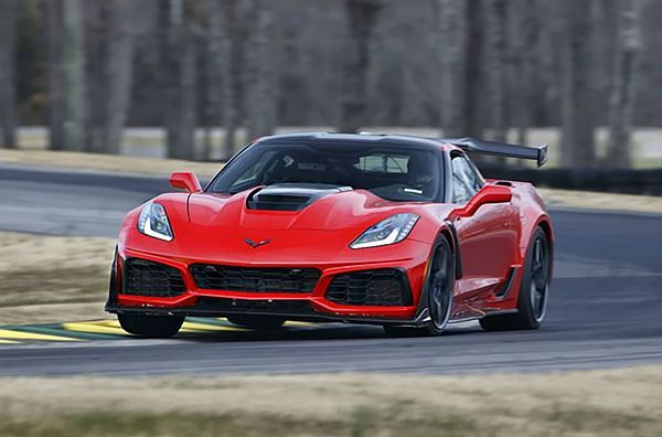 most powerful american production car